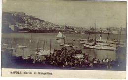 NAPOLI MARINA DI MERGELLINA - Napoli
