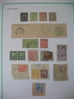 Tunisie Oblitéré, Lot De Timbres, Oblitération choisies De  Bordj-Toum   Voir Scan - Tunisie (1888-1955)