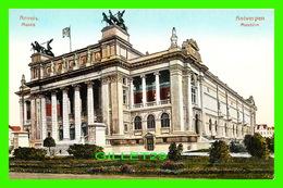 ANVERS, BELGIQUE - VUE DU MUSÉE -  EDIT. J. B. VERHOEVEN - - Antwerpen
