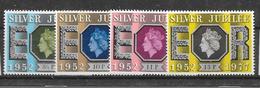 Yv. 829/32 * * - 1952-.... (Elizabeth II)