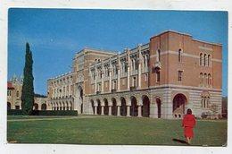 USA - AK 357277 Texas - Houston - Rice Institute - Administration Building - Houston