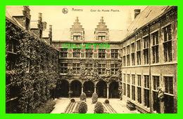 ANVERS, BELGIQUE - COUR DU MUSÉE PLANTIN - ERN THILL SÉRIE 25 No 39 - NELS - - Antwerpen