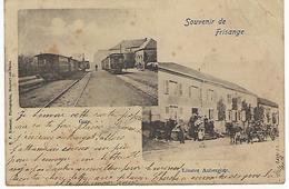 LUXEMBOURG - Frisange -TRES RARE - Souvenir De Frisange 1902 - Cartes Postales