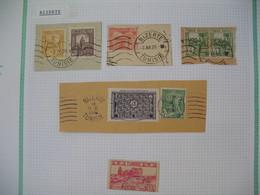 Tunisie Oblitéré, Lot De Timbres, Oblitération choisies De  Bizerte   Voir Scan - Tunisia (1888-1955)