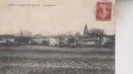 JARNAC   CHAMPAGNE      VUE GENERALE - France