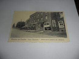 """Herbeumont S/semois Pension De Famille """"aux Glycines"""" - Herbeumont"""