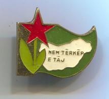 SCOUTING, SCOUTISME, BOY SCOUT - Hungary, Vintage Pin, Badge, Abzeichen - Associazioni