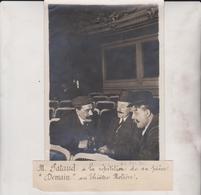 M PATAUD REPETITION DE SA PIÈCE DEMAIN THEATRE MOLIERE 18*13CM Maurice-Louis BRANGER PARÍS (1874-1950) - Personalidades Famosas