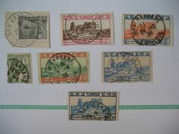 Tunisie Oblitéré, Lot De Timbres, Oblitération choisies De  Ben-Gardane    Voir Scan - Tunisia (1888-1955)