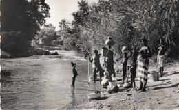 ATAKPAME-AU BORD DE L ANIE- NON VIAGGIATA -REAL PHOTO - Togo