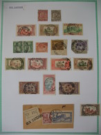 Tunisie Oblitéré, Lot De Timbres, Oblitération choisies De  Ben-Gardane Dont Colis Postaux   Voir Scan - Tunisie (1888-1955)