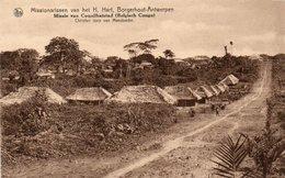CHRISTE DORP VAN MONDOMBE- NON VIAGGIATA - - Congo Belga - Altri