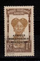 Gabon - YV 105 Oblitere - Used Stamps