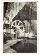 REPPEL - Bocholt - Molen - Kleine Foto 8,5 X 6 Cm -  Bevroren Watermolen - Bocholt