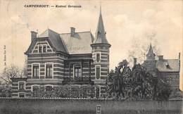 Kampenhout  Campenhout     Kasteel Gevenois         L 107 - Kampenhout