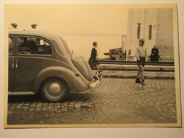 Palermo Via Messine Marine 1949 - Luoghi