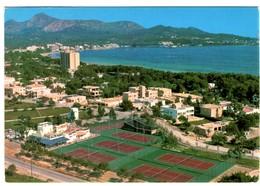 Mallorca Tenis Sport Las Palmeras Puerto De Alcudia - Mallorca