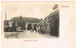 AK Naarden, Amsterdamsche Poort Um 1900 - Naarden