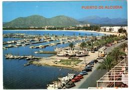 Alcudia 2 Postcards - Mallorca