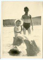 Enfant Kid Boy Garçon Maillot Bain Mer Ocean Vacances - Persone Anonimi