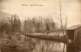 Moigny * Bords De La Rivière * Lavoir - France