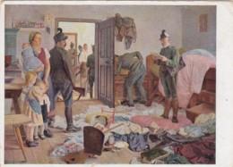 Deutsches Reich Postkarte München Haus Der Deutschen Kunst - Briefe U. Dokumente