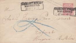 AD Nord Deutscher Postbezirk Umschlag 1868-1871 - North German Conf.