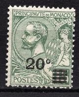 MONACO 1922 / 23  - Y.T. N° 51  - NEUF ** /5 - Monaco