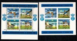 1962 E 86** Getand En Ongetand / Dentelé Et Non Dentelé  MNH (2 Scans). - Commemorative Labels