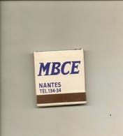 Pochette Allumettes LASTAR De 1956 Neuve Et Pleine:Chaise Metalpli MBEC à Nantes - Boites D'allumettes