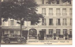 Chantilly / Hotel Les Terrasses - Chantilly