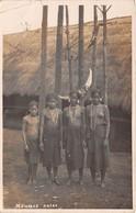 Carte Photo - INDOCHINE - Moiesses Dalat - Femmes Seins Nus (vendue En L'état) - Viêt-Nam