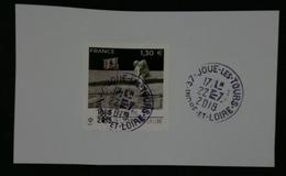 France 2019 1969-2019 Premier Pas De L'Homme Sur La Lune - Oblitéré - France