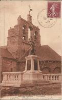 Saint-Alban - Souvenir De L'inauguration Du Monument érigé Par Souscription à La Mémoire Des 110 Enfants De La Commune - Saint Alban Sur Limagnole