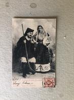 COSTUME DI OSILO (SARDEGNA)   1903 - Costumi