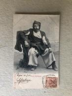 FONNI (SARDEGNA)   COSTUME 1903 - Costumi