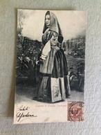 COSTUME DI PLOAGHE (SARDEGNA)   1903 - Vestuarios