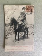 COSTUME DELLA GALLURA (SARDEGNA)   1903 - Costumi