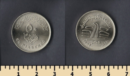 Egypt 50 Piastres 2019 - Egypt