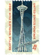 Ref. 59495 * MNH * - UNITED STATES. 1962. SEATTLE INTERNATIONAL FAIR . FERIA INTERNACIONAL DE SEATTLE - United States