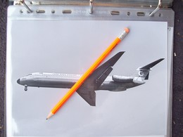 FOTOGRAFIA AEREO DOUGLAS  DC9 730 TURK HAVA YOLLARI  TC-JAG - Aviation