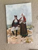 COSTUMI D' ATZARA (SARDEGNA)    1916 - Costumi