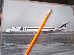 FOTOGRAFIA AEREO DOUGLAS  MD 80  ATI   I-DACU - Aviation
