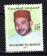 MAROCCO - 2002 - King Mohammed VI - USATO - Marocco (1956-...)