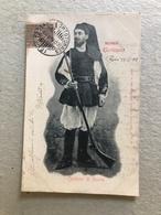 COSTUME DI NUORO (SARDEGNA)    1903 - Costumi