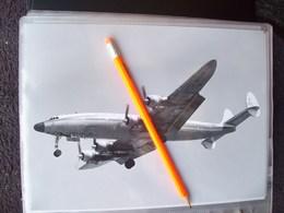 FOTOGRAFIA AEREO LOCKHEED 1049  CONSTELLATION  AEROCHAGOS  HI-548CT - Aviation