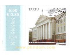 Ref. 240385 * MNH * - ESTONIA. 2007. SELLO CON VIÑETA PERSONALIZADA - Estonie