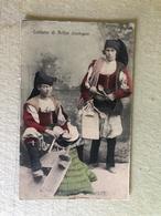COSTUME DI ARITZA (SARDEGNA)    1911 - Costumi