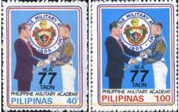 Ref. 313290 * MNH * - PHILIPPINES. 1982. ACADEMIA MILITAR - Philippines