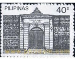 Ref. 313284 * MNH * - PHILIPPINES. 1981. INTRAMUROS - Philippines
